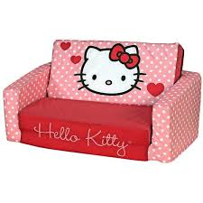 hello kitty kids furniture. hello kitty kids sleeper sofa 80 liked on polyvore featuring furniture baby characters and seating pinterest r