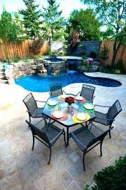 small fiberglass pools for yards backyard designs pool ideas 5 images