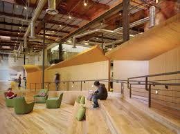 office google. Google Office By HLW, Venice California Design