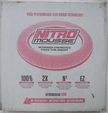 Details About Mx Tire Nitro Mousse Nitromousse System Tubeless Rear 100 100 18