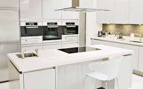 Kitchen Island Modern Kitchen Beauty White Kitchen Decor With Brown Textured Wood