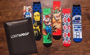 loot socks