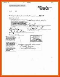 Notarized Letter 2424 Notarized Letter Resumete 5