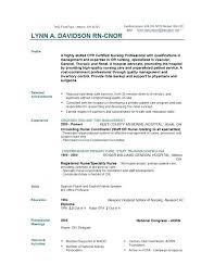 Registered Nurse Curriculum Vitae Sample Mental Health Nursing Cv Template Uk Resume Nurse Curriculum Vitae