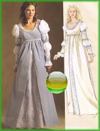 Mccalls Costume Patterns Fascinating McCalls 48 Italian Renaissance DressGown Patterns Costume