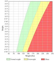 Bmi Chart Women Bmi Chart For Men And Women