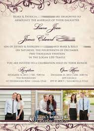 11 best photo wedding invitations images on pinterest photo Custom Wedding Invitation Inserts kara's koncepts graphic design custom wedding invitations, canvas wraps, logo design laura Insert Wedding Invitation Etiquette