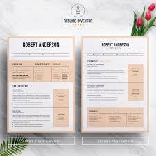 Modern Creative Resume Template Resume