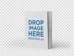 photorealistic e book mockup