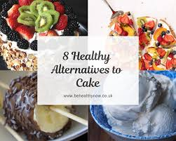 Healthy dessert recipes can be tricky. Healthy Cake Alternatives Alternatives To Birthday Cake