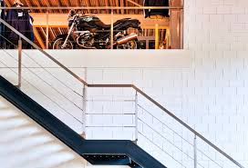 ... Stainless steel railing / cable / indoor / for stairs SQUARE LINE Q  Railing Europe ...