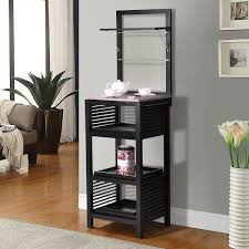 coffee station furniture. Giantex Home Kitchen Coffee Station Table Furniture W/ Tower Hanger Rods E