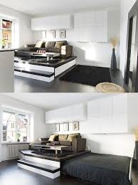 BedDesk Combos Save Space And Add Interest To Small RoomsSpace Saving Beds Bedrooms