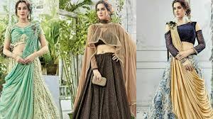 best party wear designer lehenga designs indian bridal wedding lehenga 2017 2018 trendy india 4
