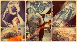 значение тату байкеров смысл история и фото готовых татуировок