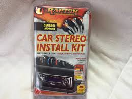 car stereo installation kit wiring harness wiring harness adapter How To Install Wire Harness Car Stereo raptor ck 444gm car stereo install kit new!!! what's it worth car stereo how to install a car stereo without a wire harness