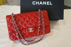 chanel bags classic red. rare bnwt chanel classic quilted 2.55 12a lipstick red caviar m/l flap bag | ebay chanel bags red c
