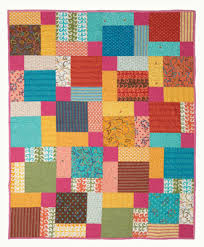 Patchwork Quilt Patterns Magnificent Free Modern Patchwork Quilt Pattern Disappearing Nine Patch