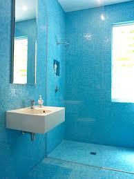 bathroom floor tile blue. Blue Mosaic Bathroom Tiles Awesome Floor Tile Contemporary Glass .