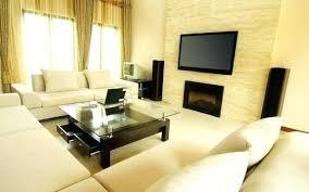 two tv living room setup how
