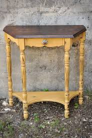 End Table Paint Ideas Best 25 Painted Side Tables Ideas On Pinterest Distressing