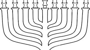 Menorah Coloring Pages Menorah Coloring Pages Menorah Coloring Page