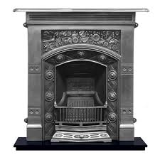 carron jekyll combination cast iron fireplace suite