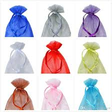 gold rose organza gift bags best diy fabric gift bags