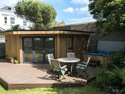 wonderful home and garden hot tub garden room designed around a hot tub by 1 home