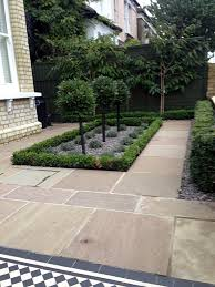 Small Picture formal front garden design balham london Front garden design