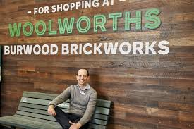 Woolworths Burwood Brickworks Store Manager Ricky Proctor - Retail ...
