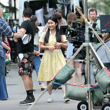 Her as she learns to deal with her past loves face to face, lara jean discovers that something good may come out of these letters after all. Lana Condor Films To All The Boys Ive Loved Before Season 3 05 Gotceleb
