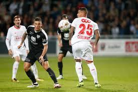 In fünf von sechs Spielen gegen Standard Lüttich machte die AS Eupen eine  gute bis sehr gute Figur - Ostbelgien Direkt