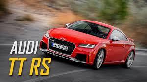 2018 Audi TT RS (US Spec) Exterior, Interior & Drive   Audi TTRS ...