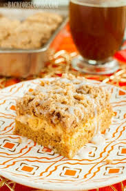 Pumpkin Cream Cheese Coffee Cake with Streusel Page 2 of 2