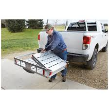 carrier ramp. fold-up ramp carrier