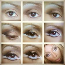 makeup tutorials on nicki minja doll eye and