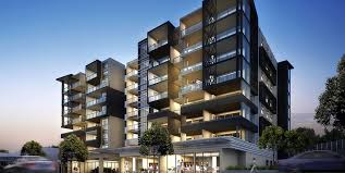 apartment building design. Apartments Modern Exterior Design Of Apartment Radius Building I