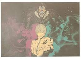 All orders are custom made and most ship worldwide within 24 hours. Death Note Anime Wallpaper Buy Online At Best Price In Ksa Souq Is Now Amazon Sa