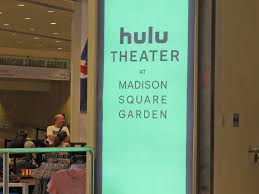 Hulu Msg Seating Chart Hulu Theater At Madison Square Garden On Broadway In Nyc