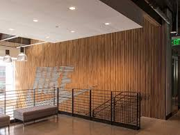 office feature wall. Nike Wood Feature Wall///Fieldwork Design \u0026 Architecture Office Wall R