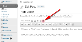 Appointment Calander Cp Appointment Calendar Wordpress Org
