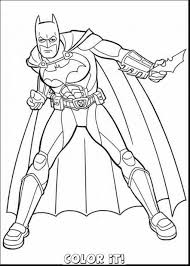 Small Picture Batman And Robin Coloring Pages Games Coloring Pages