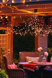 Canopy Light Set Patio Garden Canopy Lights Outdoor Gardens Better Homes