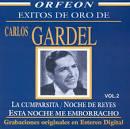 Homenaje a Carlos Gardel, Vol. 2 [Orfeon]