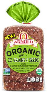 arnold organic 22 grains seeds package image