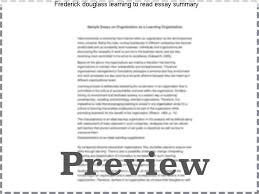 frederick douglass learning to essay summary research paper  frederick douglass learning to essay summary research paper regarding frederick douglass learning to and