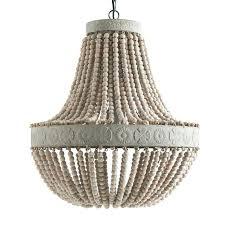 small beaded chandelier wood bead chandelier world market lighting chandeliers world market beaded chandelier small wood small beaded chandelier