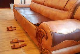 home leather sofa cushion cover by
