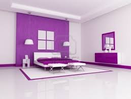 Purple Bedroom For Adults Violet Room Decor
